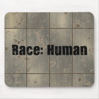 Raza: Humano Tapete De Ratón