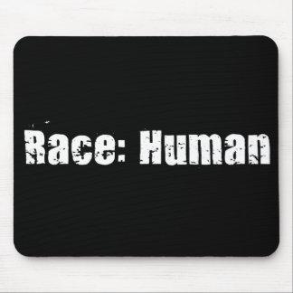 Raza: Humano Alfombrilla De Ratón