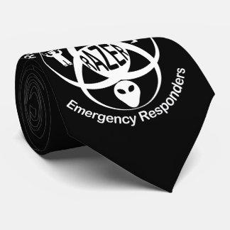 RAZER: Robot, Alien, Zombie Emergerncy Responders Tie