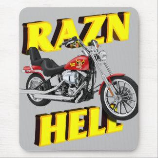Raz'n Hell Mouse Pad