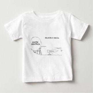 Razón Científica Baby T-Shirt
