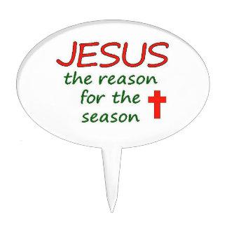 Razón de JESÚS de la estación Figuras De Tarta
