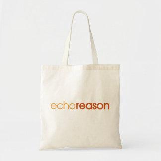 Razón del eco bolsa