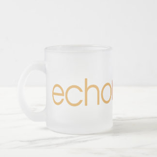 Razón del eco tazas