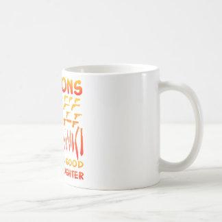 Razones de ser bueno a mi hija taza