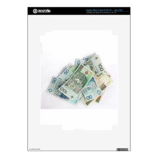 Razones para conseguir rico iPad 3 pegatinas skins