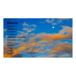 Razones para despertar temprano tarjetas de visita