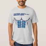 Razor Abs T-shirts