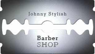 Barber business cards 600 barber business card templates razor blade barber shop inspired cover business card colourmoves