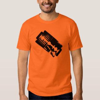 razor blade - broken hearts tee shirt