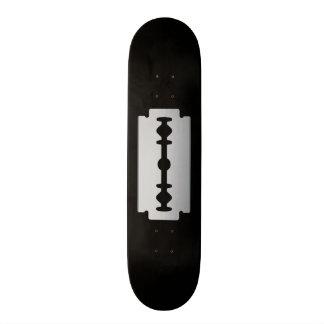 Razor Blade Deck. Skateboard Deck