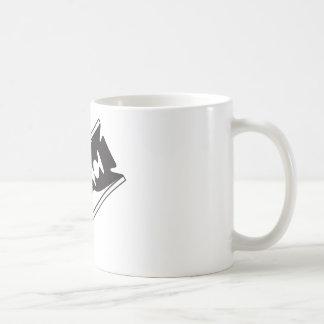 Razor Blade Coffee Mugs