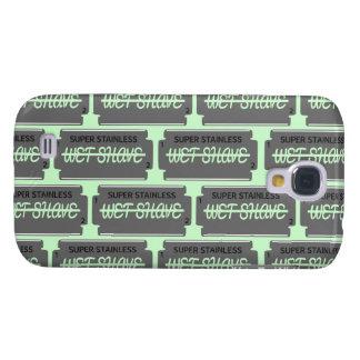 Razor Blade Wet Shave Samsung Galaxy S4 Cover