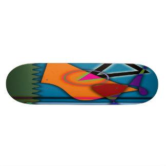 Razor Sharp: Danny Carreras Designs Skateboard