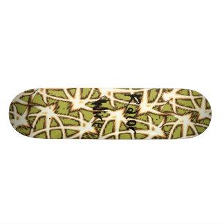 Razor Wire Skateboard