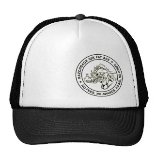 Razorback Truckercap Trucker Hat