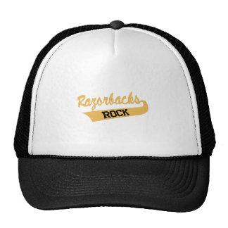 Razorbacks Rock Trucker Hat