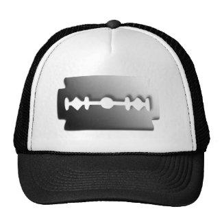 Razorblade Trucker Hat