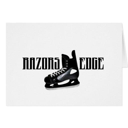 RAZORS EDGE CARDS