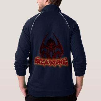 RAZRWING BLU&RED RED STEEL CREST YLW GLOW L Jacket