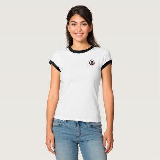 RAZRWING WIDOW CREST STRAND Ringer T-Shirt