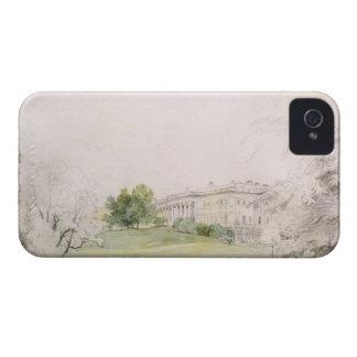 Razumovsky Palace (pencil & w/c) iPhone 4 Case-Mate Case