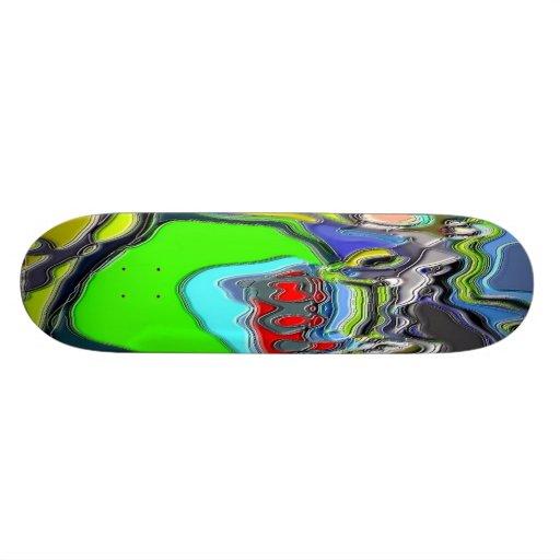 Razz Attack Skate Board