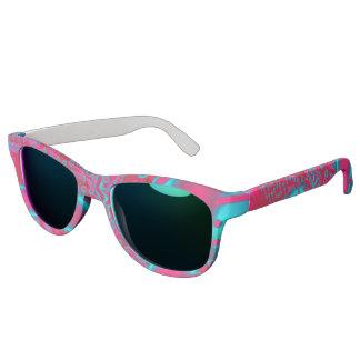 RazzBerries Dichroic Gel Sunglasses