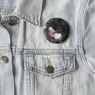 Razzberry Pinback Button