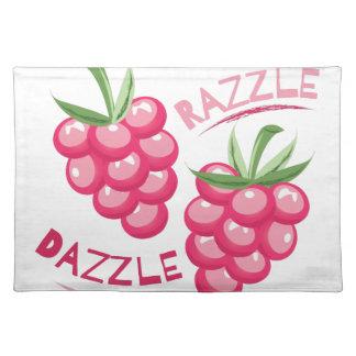 Razzle Dazzle Cloth Placemat