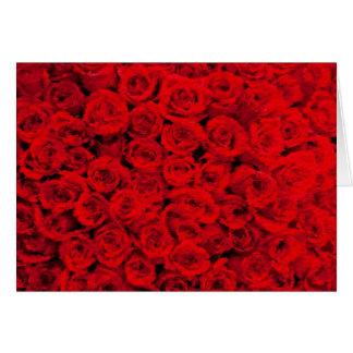 Razzle Dazzle Roses Card