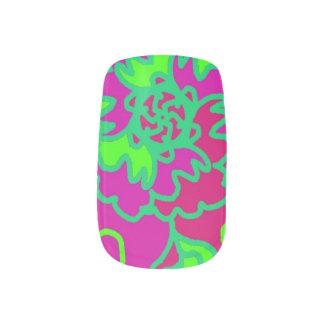Razzle deslumbra pegatinas para uñas
