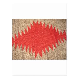 Razzle rojo deslumbra postal