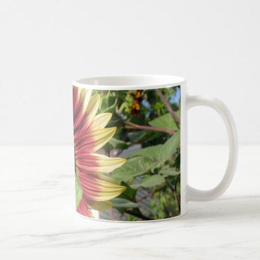 Razzmatazz Sunflower Coffee Mug