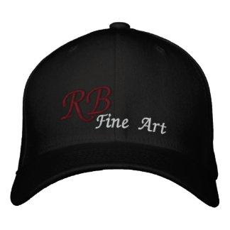 RB Fine Art Basic Embroidered Baseball Cap