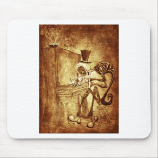 RB the piano player Mouse Pads