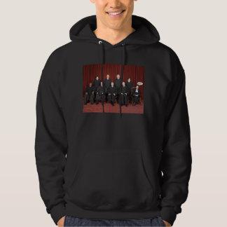 RBG Not With Them Hooded Sweatshirt