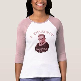 RBG notorio - p Tshirts