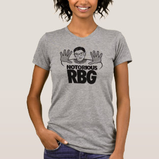 RBG notorio Tee Shirt