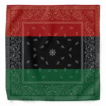 RBG, Pan-African Paisley Bandana