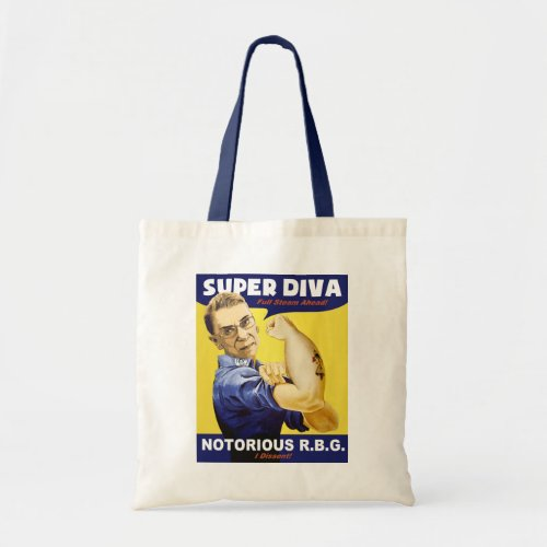 RBG the Riveting Tote Bag
