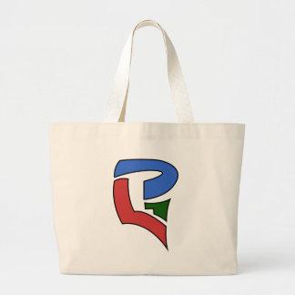 RBGLPG_Crest Canvas Bags