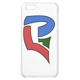 RBGLPG_Crest Case For iPhone 5C