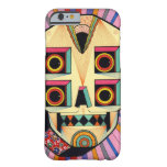 rbot skull barely there iPhone 6 case