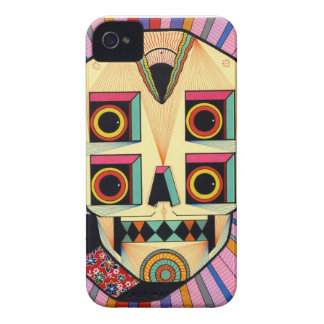 rbot skull iPhone 4 cover
