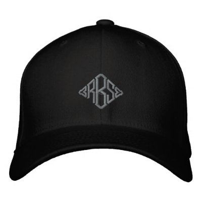 RBS Gallery Flexfit Wool Cap Embroidered Hat