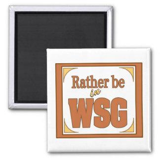 RBWSG Magnet