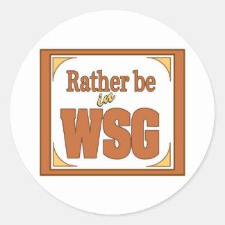 RBWSG Sticker