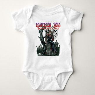 RC16_shirt1 Baby Bodysuit