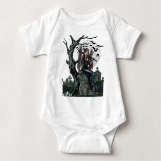RC16_shirt3 Baby Bodysuit